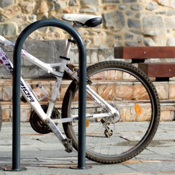 Kapu kerékpártámasz
