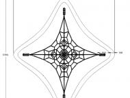 Piramis kötélmászóka 4