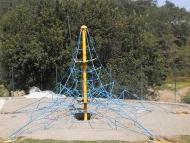Piramis kötélmászóka 3