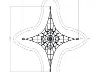 Piramis kötélmászóka 5